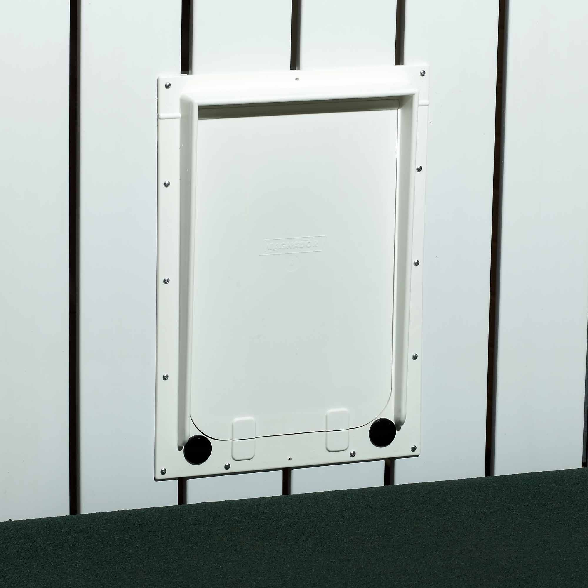 Magnador Two Way Pet Door